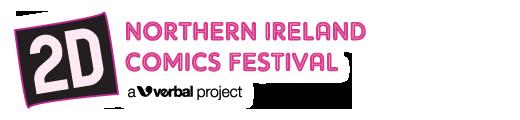 2D Festival logo