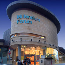 Photo of Millennium Forum